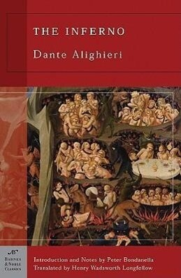 The Inferno (Barnes & Noble Classics Series) als Taschenbuch
