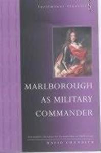 Marlborough as Military Commander als Taschenbuch