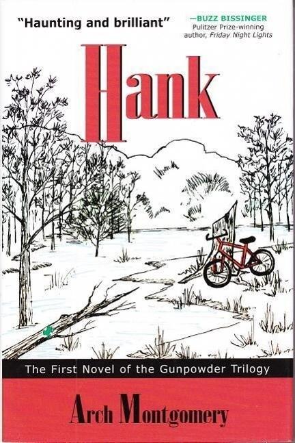 Hank: The First Novel of the Gunpowder Trilogy als Buch (gebunden)