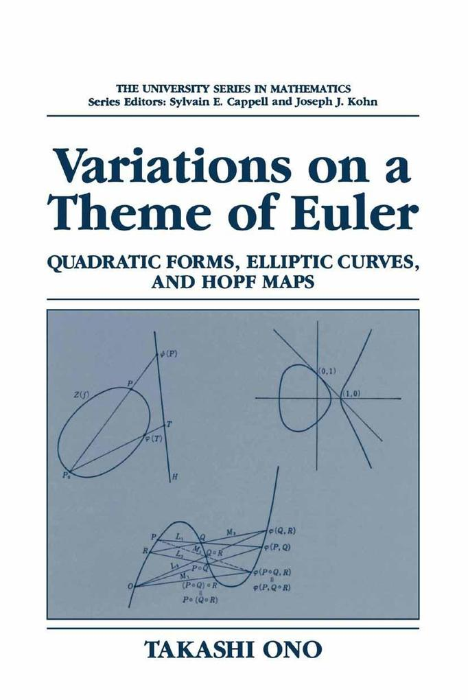 Variations on a Theme of Euler als eBook Downlo...