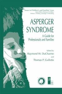 Asperger Syndrome als eBook Download von