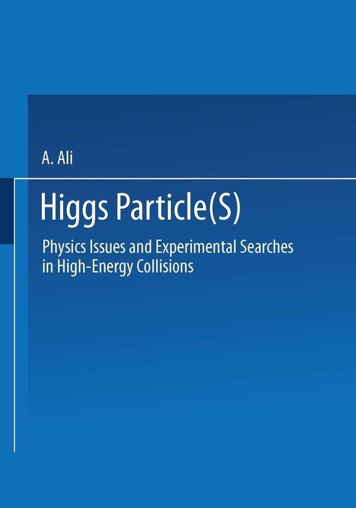 Higgs Particle(s) als eBook Download von