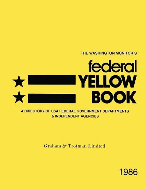 Federal Yellow Book als eBook Download von