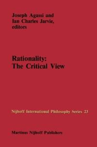 Rationality: The Critical View als eBook Downlo...