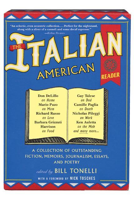 The Italian American Reader als Taschenbuch