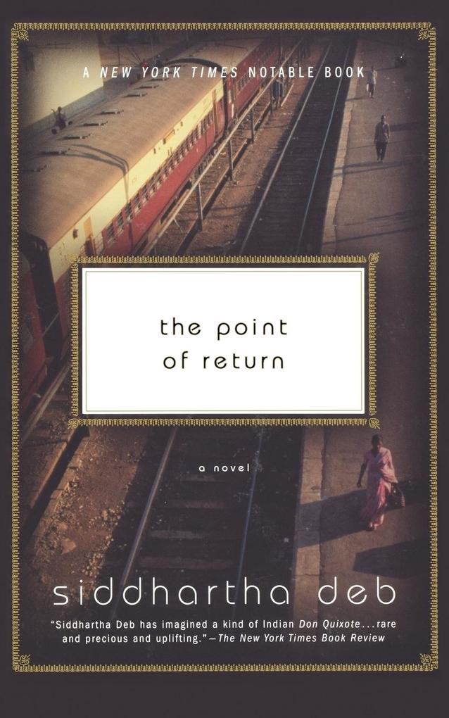 The Point of Return als Taschenbuch