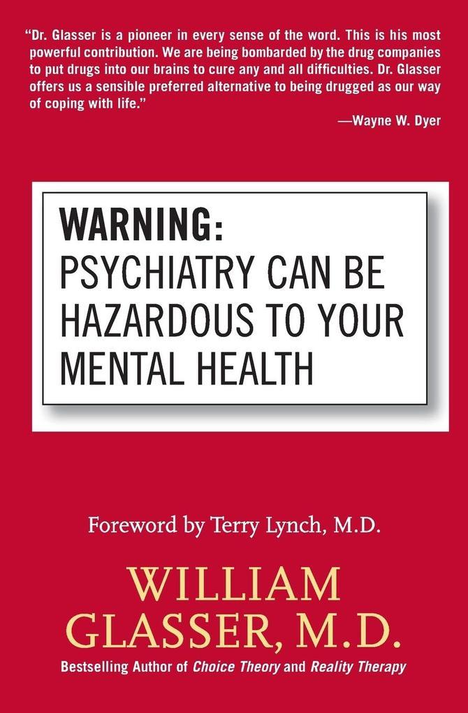 Warning als Buch