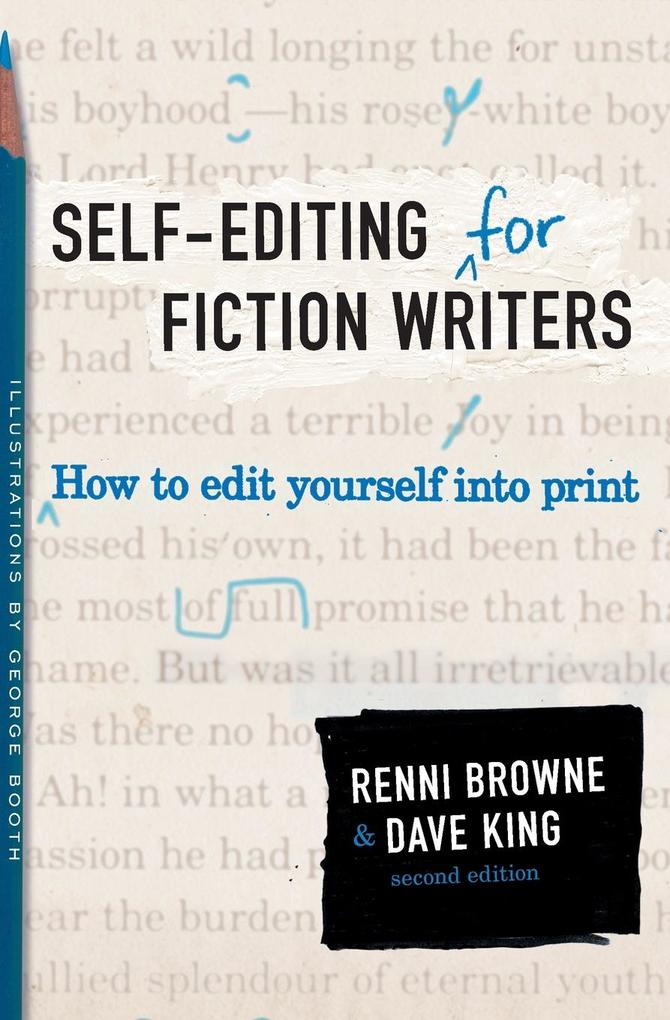 Self-Editing for Fiction Writers, Second Edition als Taschenbuch