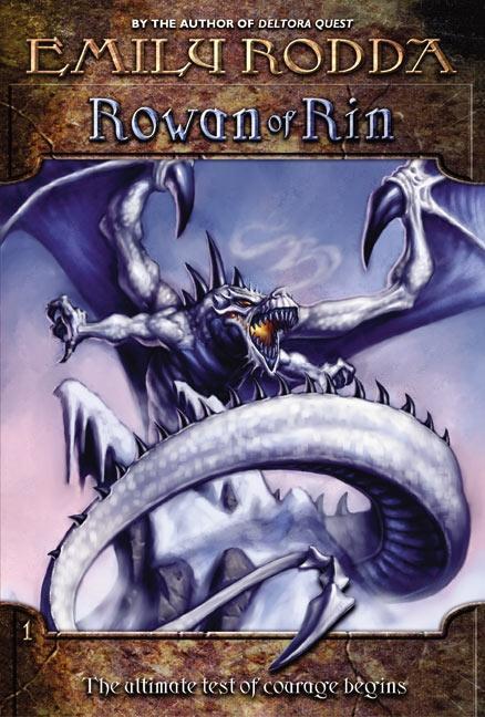 Rowan of Rin #1: Rowan of Rin als Taschenbuch