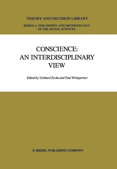 Conscience: An Interdisciplinary View als eBook...
