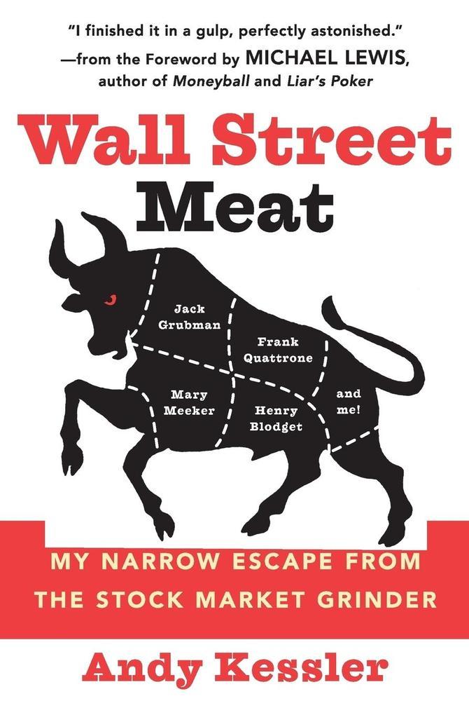 Wall Street Meat als Taschenbuch