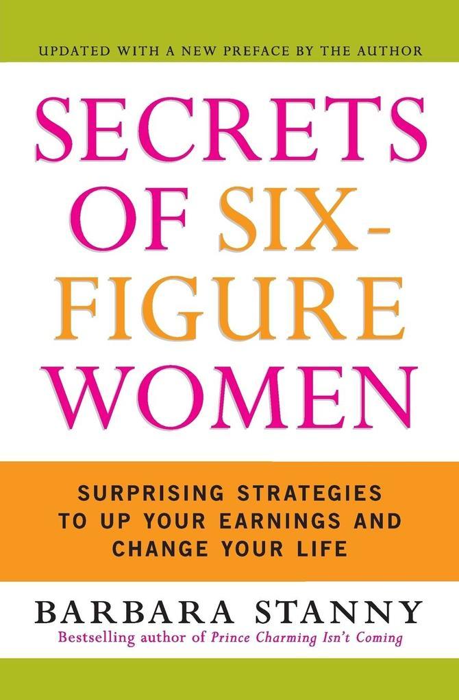 Secrets of Six-Figure Women als Buch
