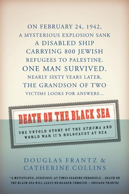 Death on the Black Sea: The Untold Story of the Struma and World War II's Holocaust at Sea als Taschenbuch