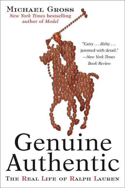 Genuine Authentic: The Real Life of Ralph Lauren als Taschenbuch
