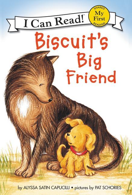 Biscuit's Big Friend als Taschenbuch