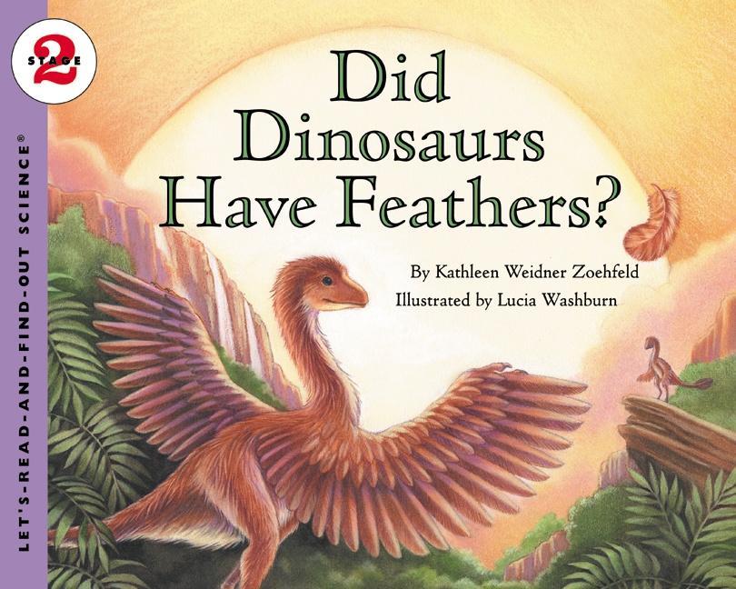 Did Dinosaurs Have Feathers? als Taschenbuch