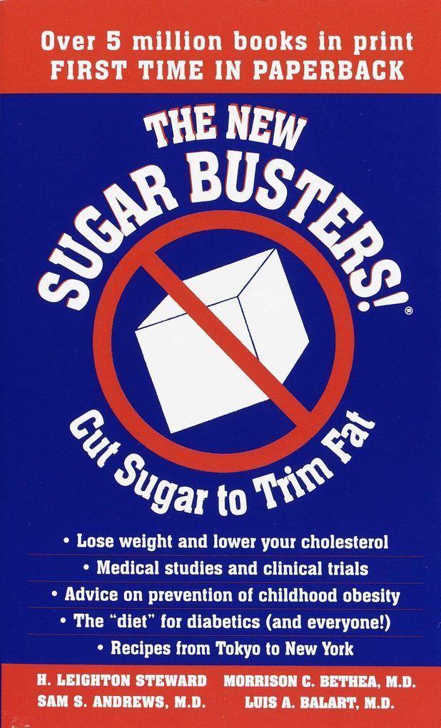 The New Sugar Busters!(r) als Taschenbuch