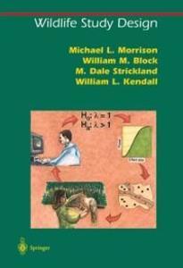 Wildlife Study Design als eBook Download von Mi...