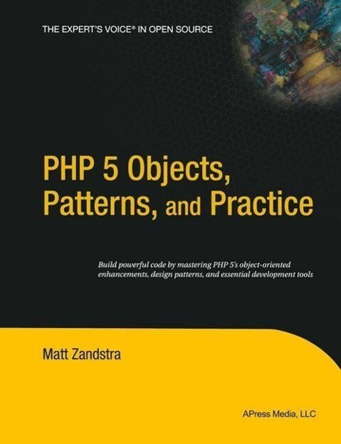PHP 5 Objects, Patterns, and Practice als eBook...