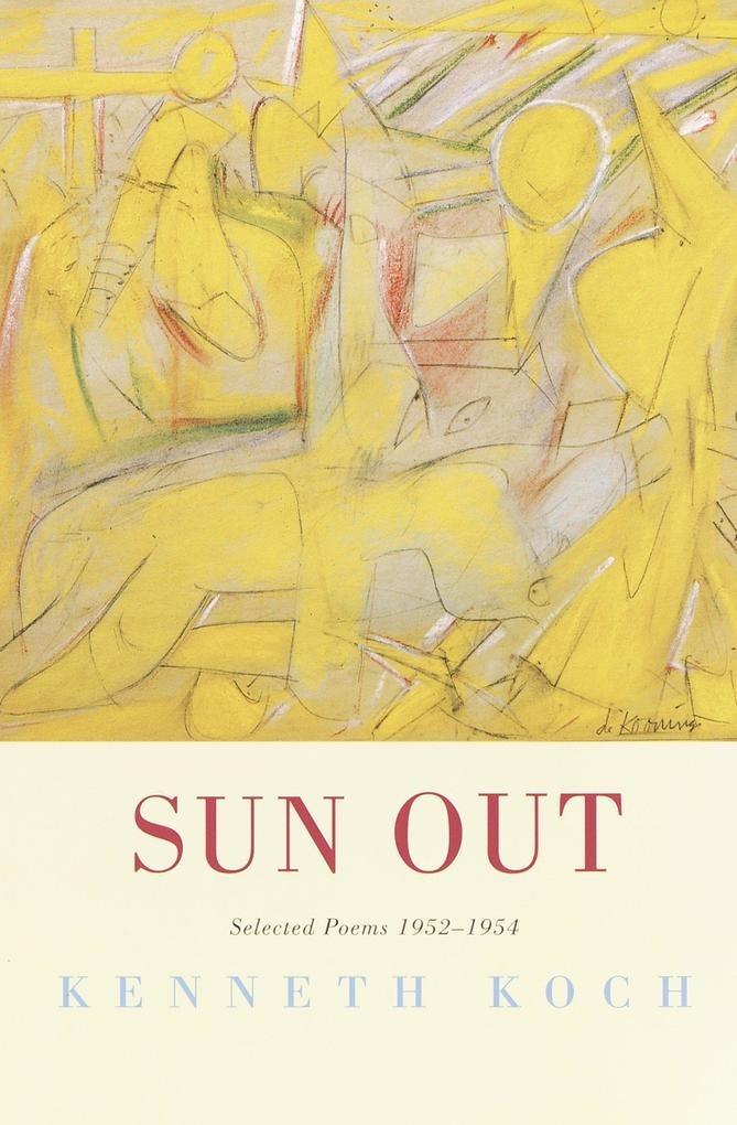 Sun Out: Selected Poems 1952-1954 als Taschenbuch