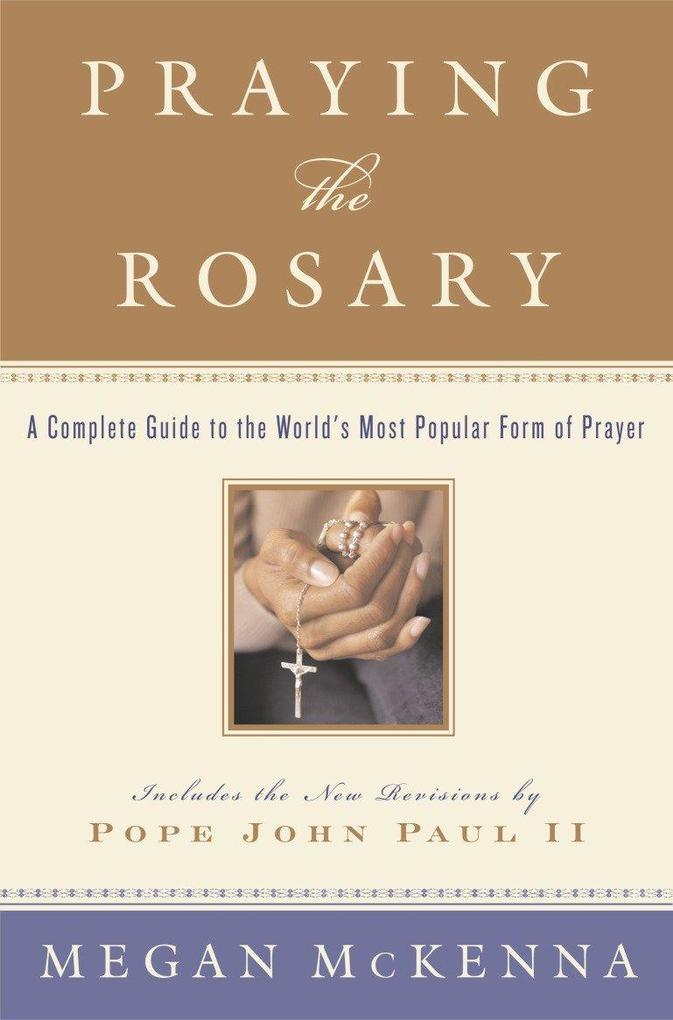 Praying the Rosary als Buch