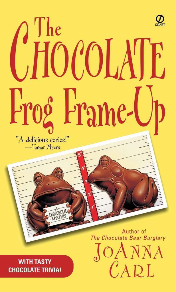The Chocolate Frog Frame-Up als Taschenbuch