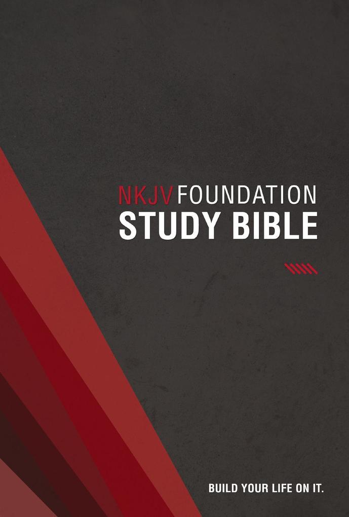 NKJV, Foundation Study Bible, eBook als eBook D...