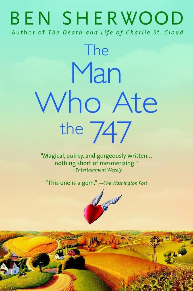 The Man Who Ate the 747 als Taschenbuch