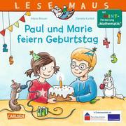 LESEMAUS 183: Paul und Marie feiern Geburtstag