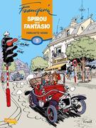Spirou & Fantasio Gesamtausgabe 05: Fabelhafte Wesen