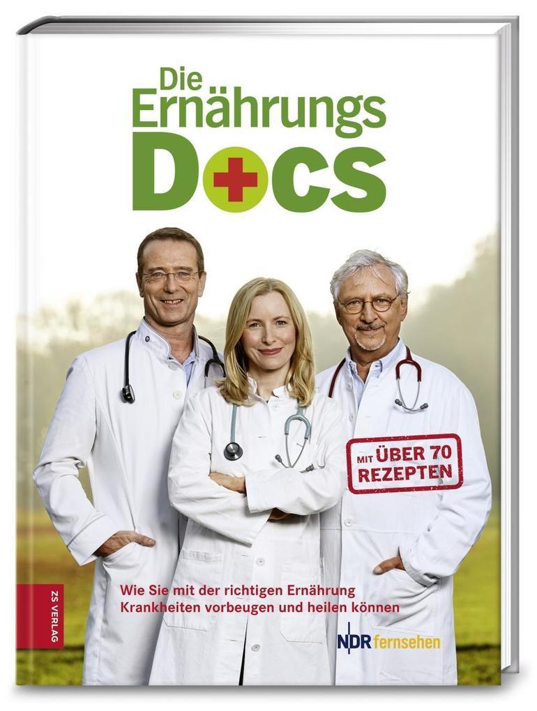 Die Ernährungs-Docs als Buch