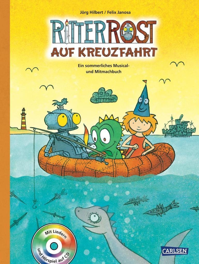Ritter Rost: Ritter Rost auf Kreuzfahrt als Buc...