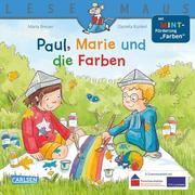 Paul, Marie und die Farben