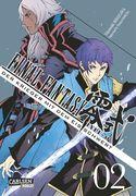 Final Fantasy - Type-0: Der Krieger mit dem Eisschwert, Band 2