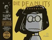 Peanuts Werkausgabe 21: 1991-1992