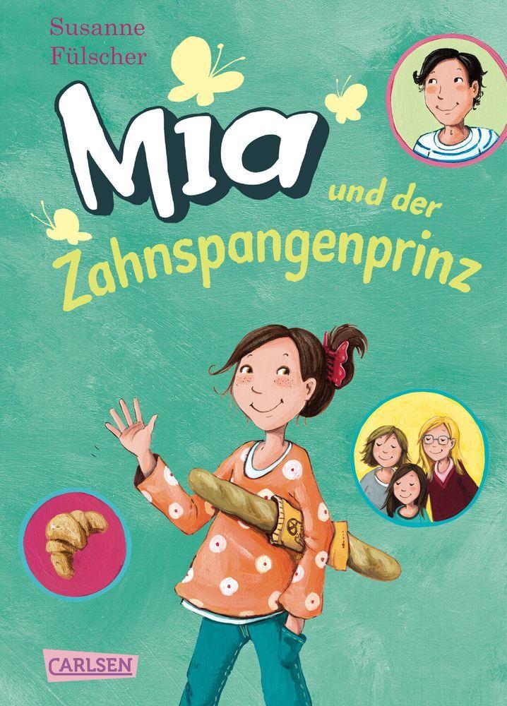 Mia 09: Mia und der Zahnspangenprinz als Buch v...