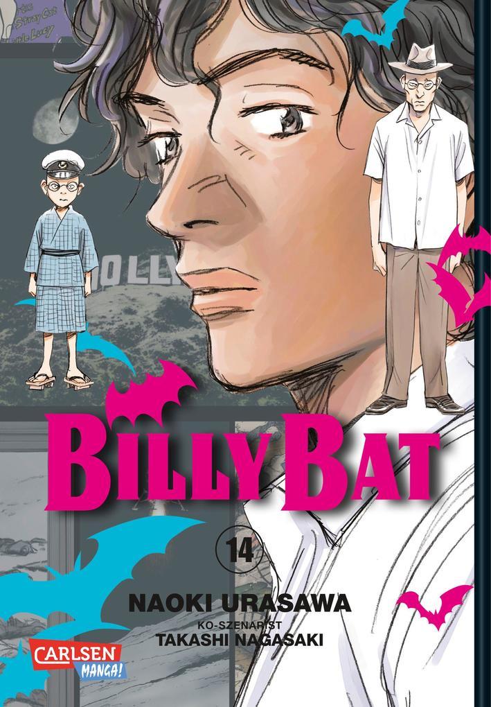 Billy Bat 14 als Buch von Naoki Urasawa, Takash...
