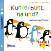 Baby Pixi, Band 35: Kunterbunt, na und?
