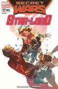 Star-Lord 03 - Secret Wars