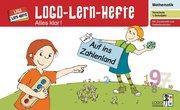 Logo-Lern-Hefte - Alles klar! Auf ins Zahlenland: 1. Schuljahr