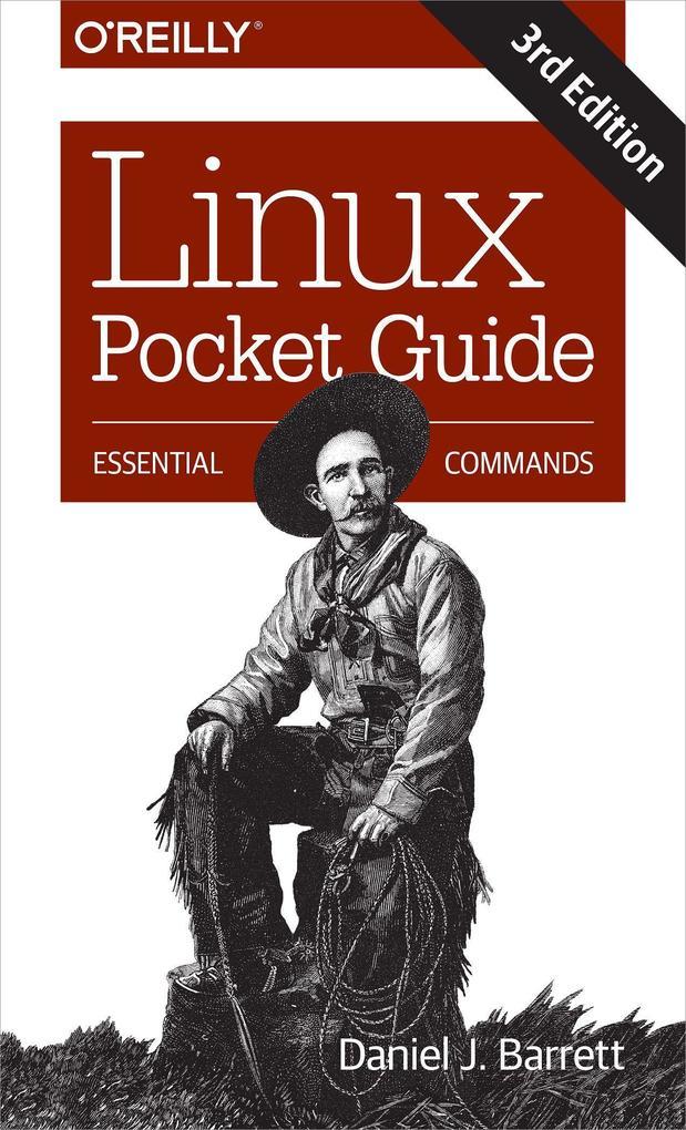 Linux Pocket Guide als Buch von Daniel Barrett