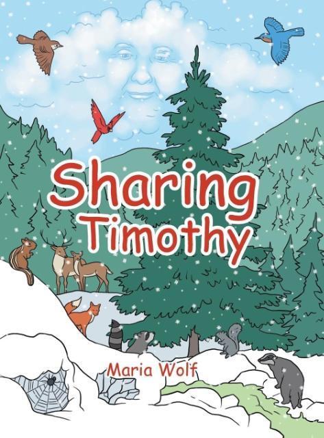Sharing Timothy als Buch von Maria Wolf
