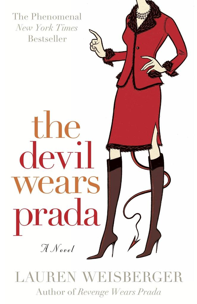 The Devil Wears Prada als Taschenbuch