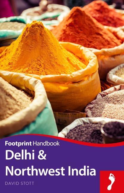 Footprint Handbook Delhi & Northwest India als ...