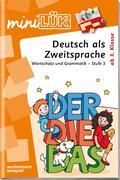 miniLÜK. Deutsch als Zweitsprache 3