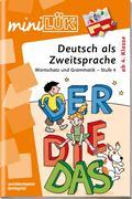 miniLÜK. Deutsch als Zweitsprache 4