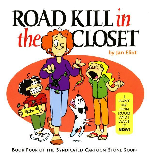 Road Kill in the Closet als Taschenbuch