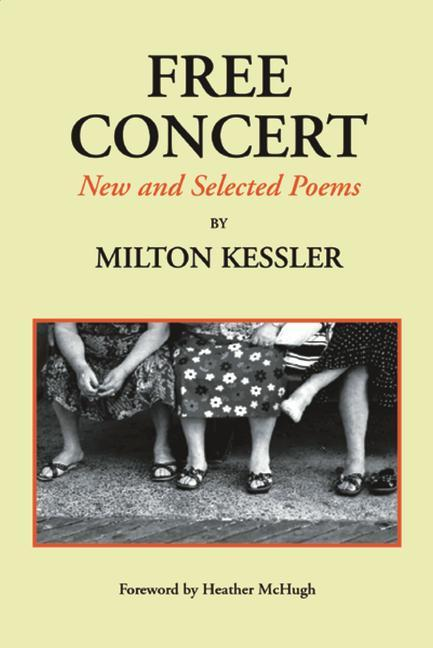 Free Concert: New and Selected Poems als Buch