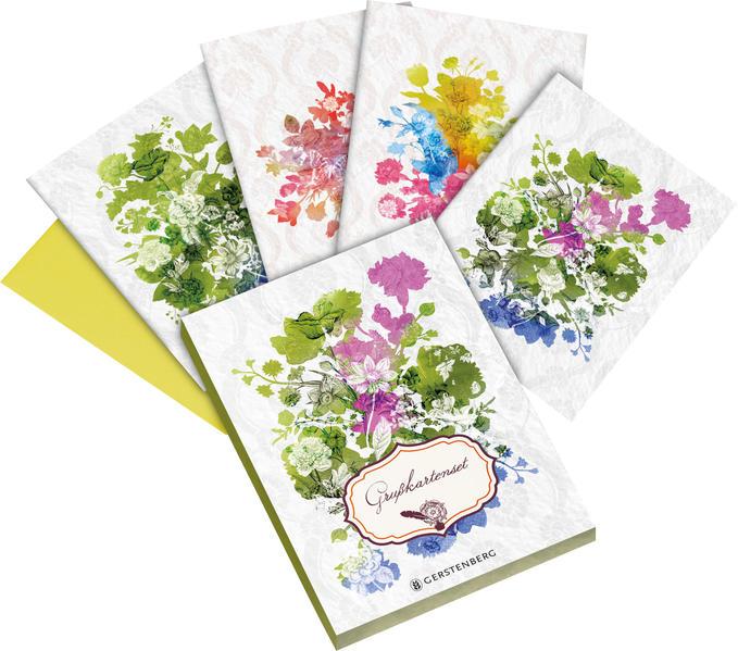 Shakespeares Gärten - Grußkarten-Set als Spielwaren