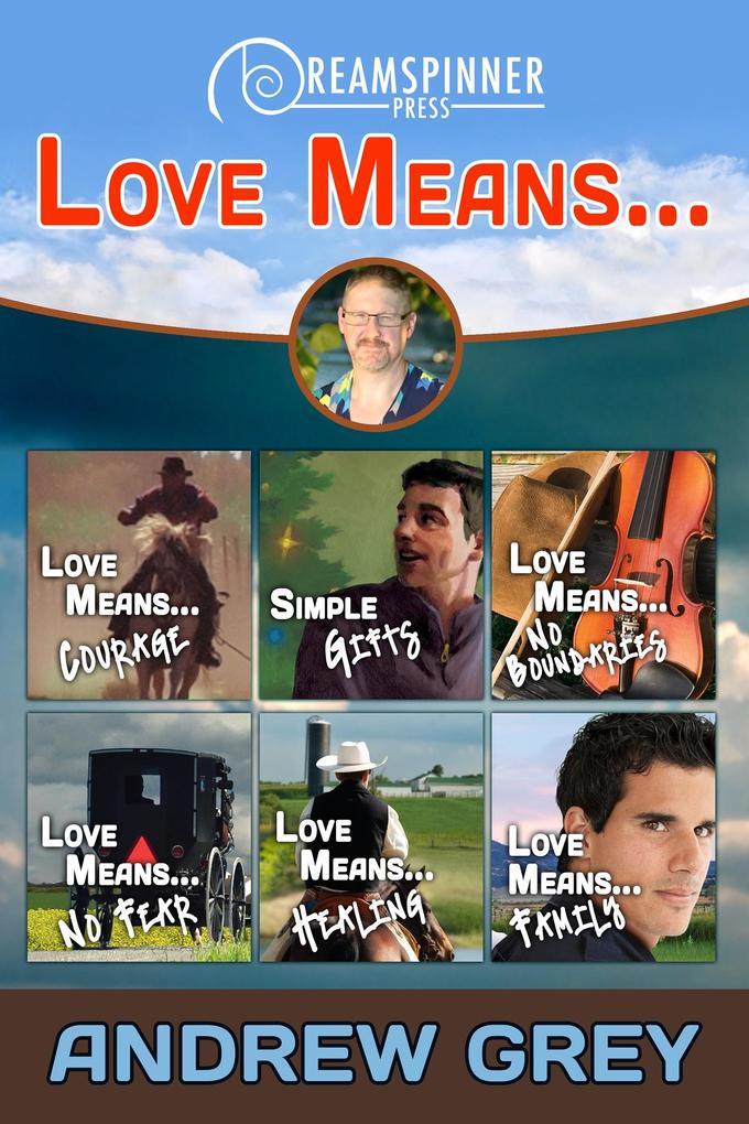 Love Means... als eBook Download von Andrew Grey